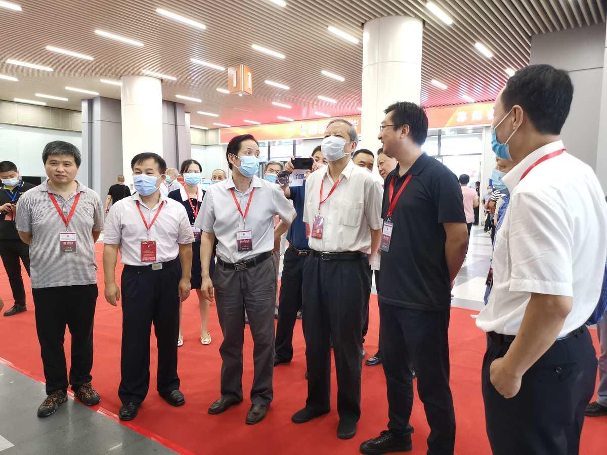 第二十八届西部制博会在西安国际会展中心开幕