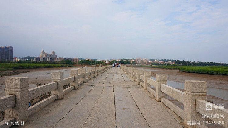 古渔村与古石桥 - 凭海临风 - 心灵的港湾