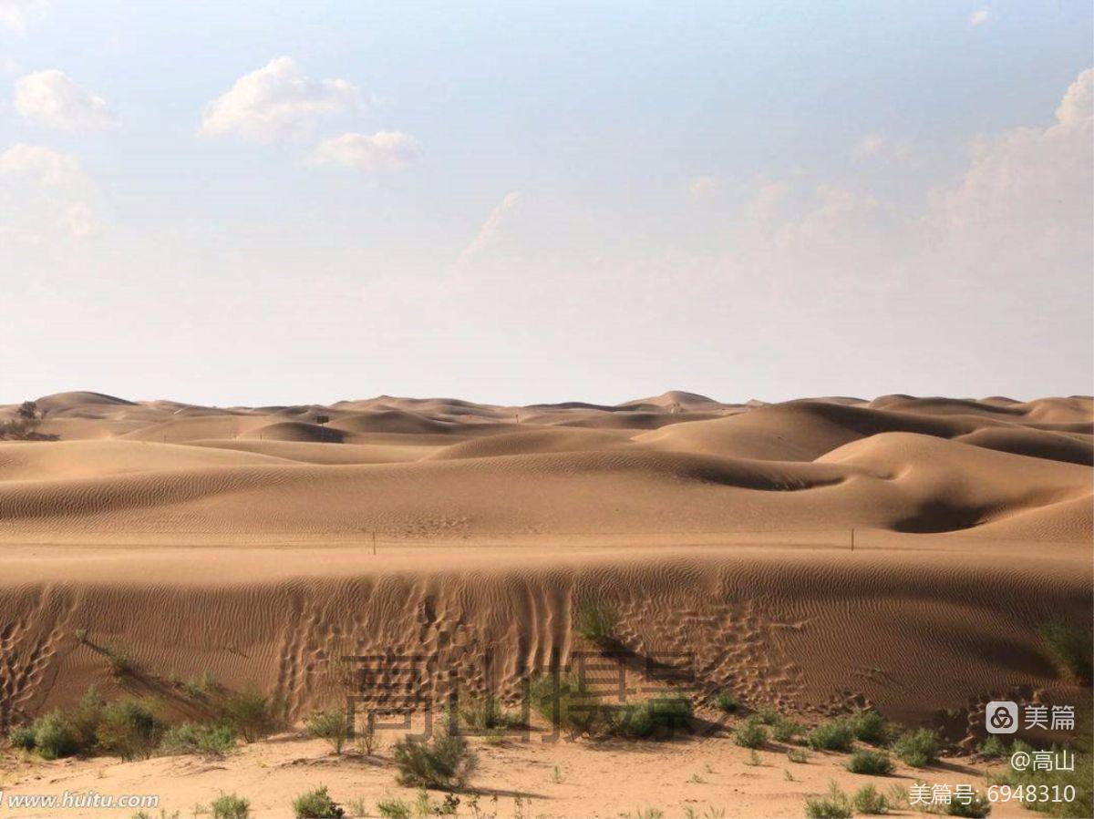 中卫--沙坡头和高庙(走四方之一二四) - 静谧的小屋 - 静谧的小屋