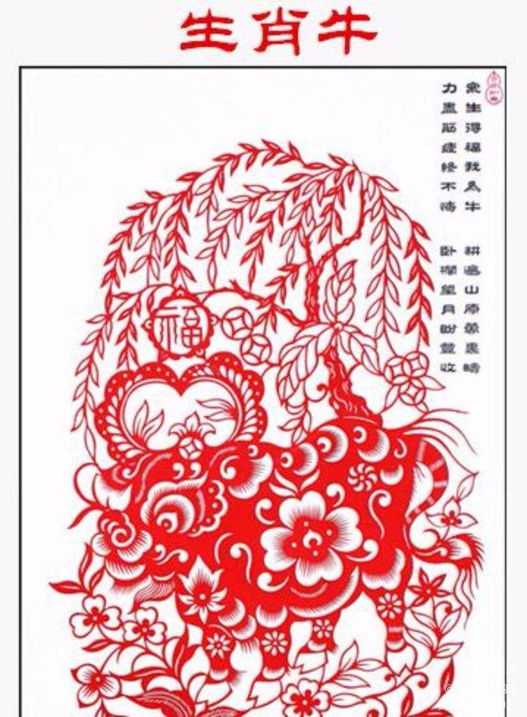 十二生肖剪纸,自拍AV视频 十二生肖剪纸教程步骤的介绍(图3)