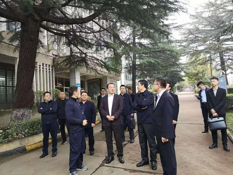 听实情 解难题 王勇副市长在标准集团调研