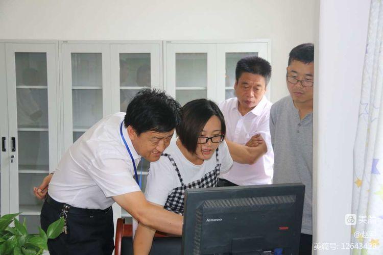 市教育局督导团对2018香港马会资料大全督导站责任督学挂牌创新建设工作进行督导检查