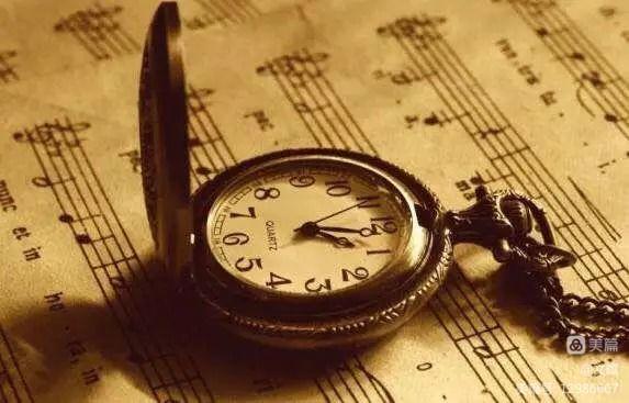 时光,生命的文字插图