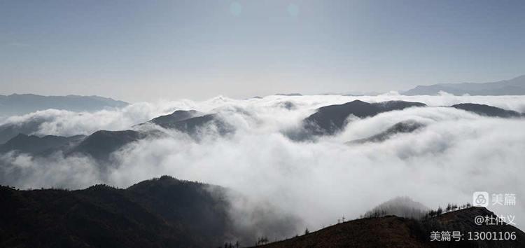 毛羽山云海——你从未见到的奇观插图58