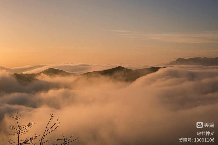 毛羽山云海——你从未见到的奇观插图6