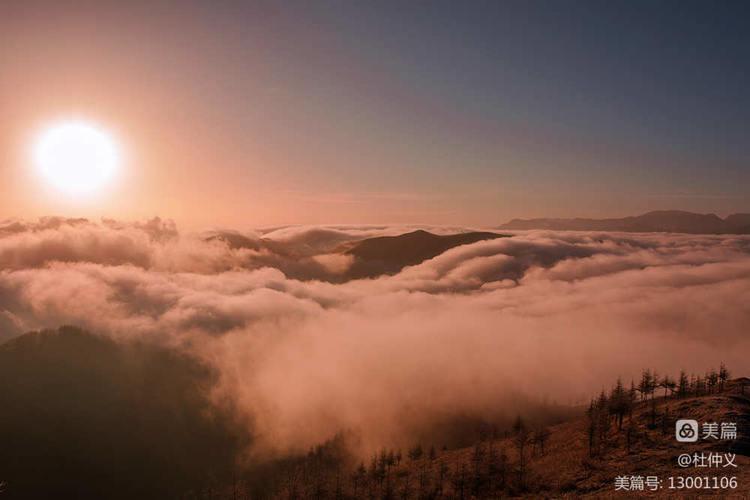 毛羽山云海——你从未见到的奇观插图18