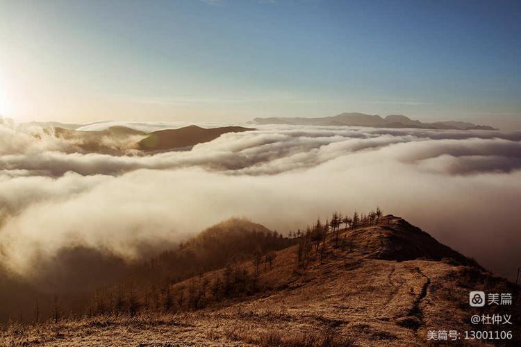 毛羽山云海——你从未见到的奇观插图16