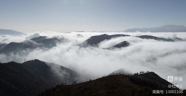 毛羽山云海——你从未见到的奇观插图60