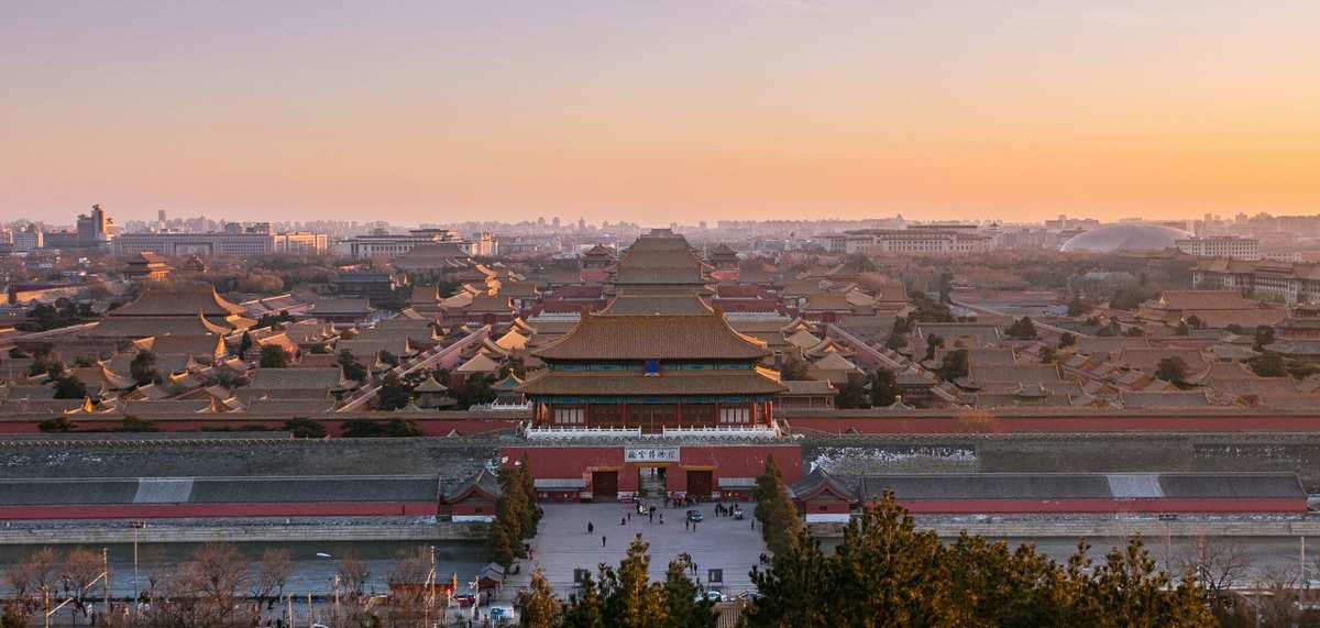 北京明清古建掠影