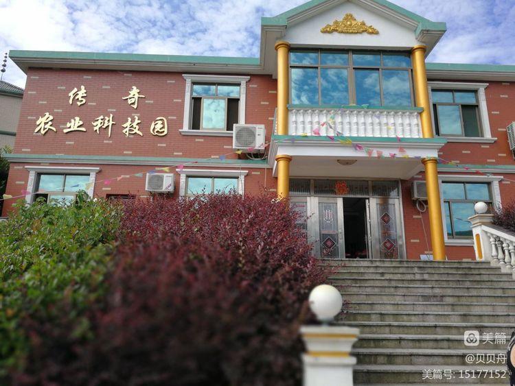 初中同班白泉神话村儿子园小聚(图4)