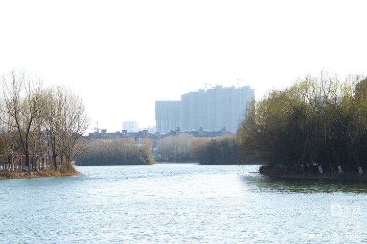 春游沙沟湖 (摄影: 太极)