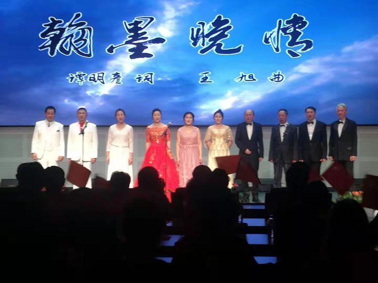 吉林省老年书画研究会(省直)举办迎新联欢会活动