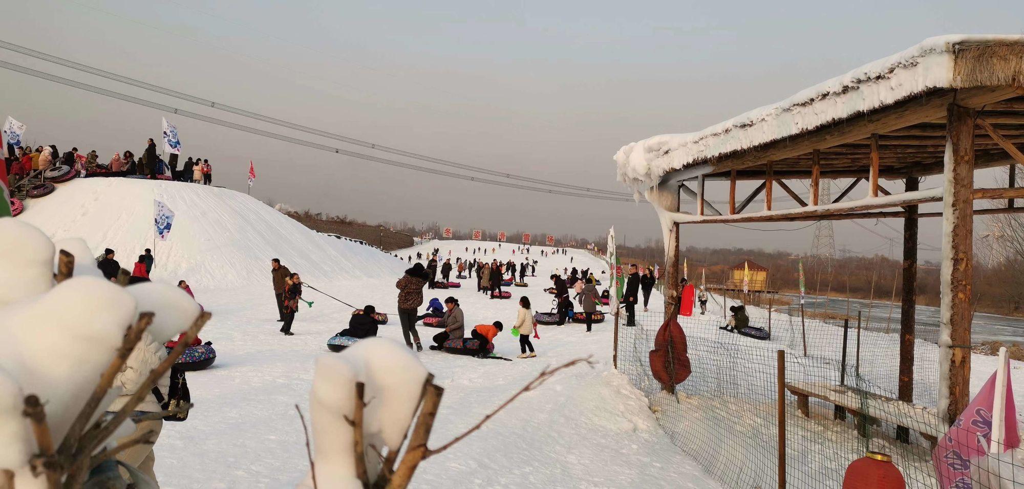 新玩法,擦出冬季冰雪旅游火花