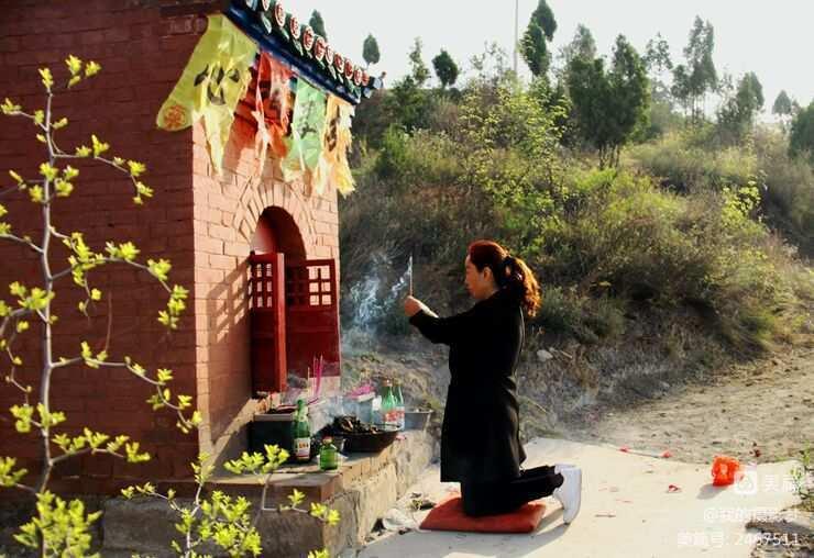 我的摄影梦一一交城坡底村农历三月初三庙会记实 - 于无声处。352 - 352的博客