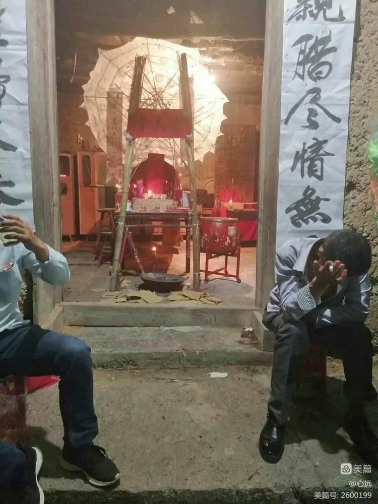茶店子朱家河的一位老父亲 魂断父亲节前夜(图4)
