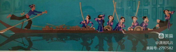 80幅周令钊的神画之作,惊艳了祖国,醉美了山川(图24)