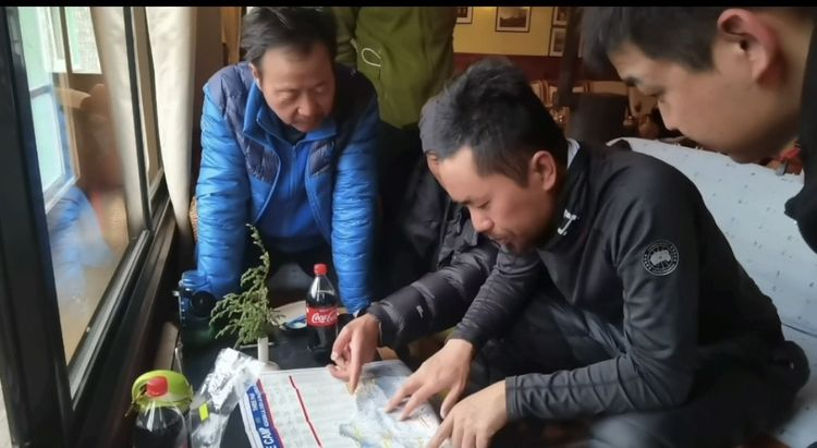 陈燕妮:当珠峰南坡暴发17个新冠——在此刻凝视一位朋友攀登珠峰(二)