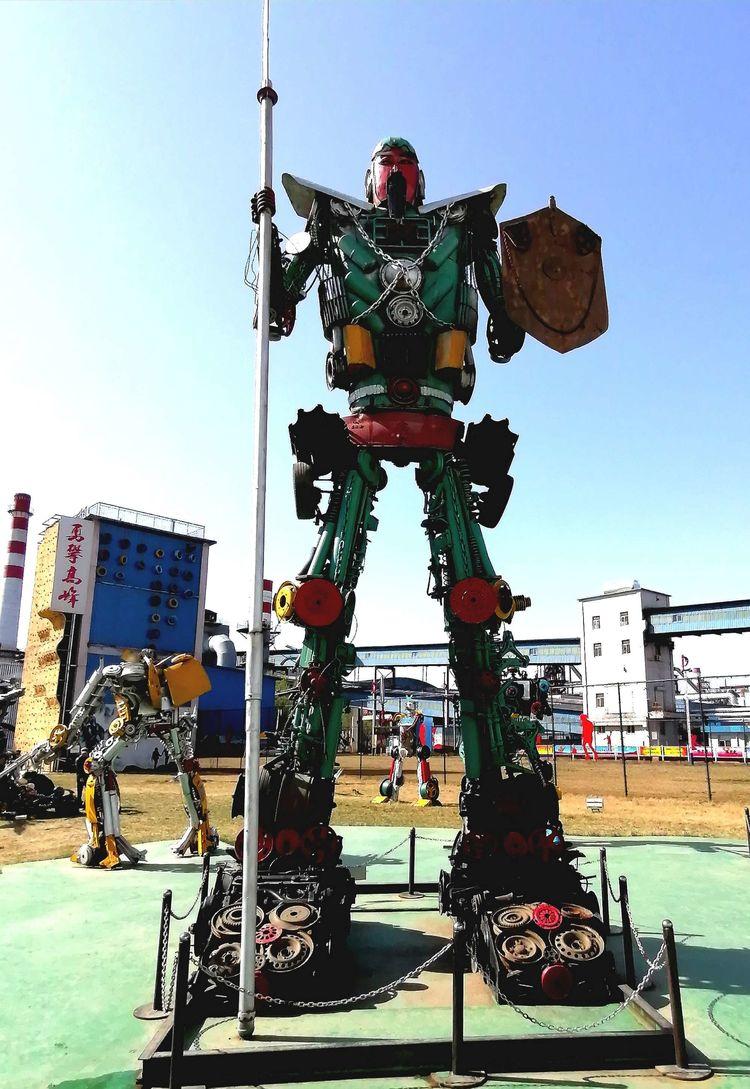 #不负春光#【河北】寓教于乐的邢台德龙钢铁文化园