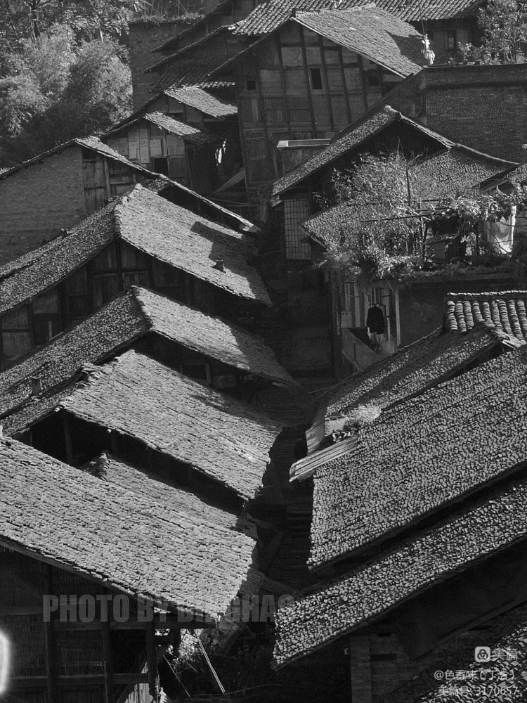 藏于山林的四川原味古镇――龙华(图4)