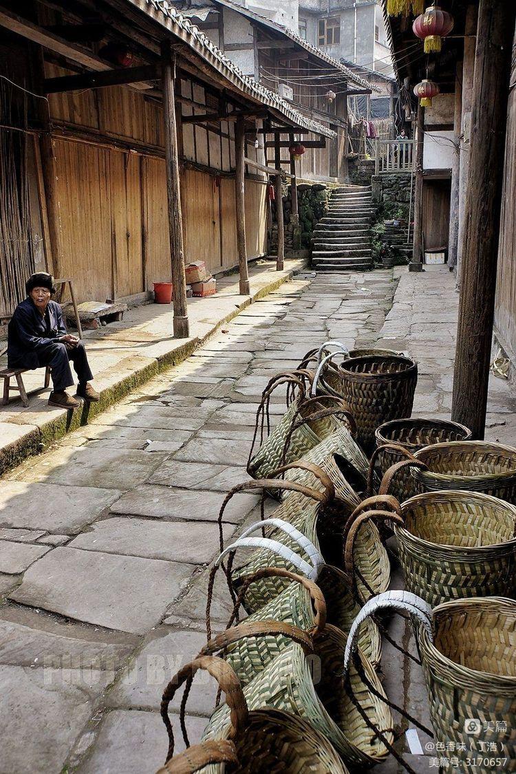 藏于山林的四川原味古镇――龙华(图31)