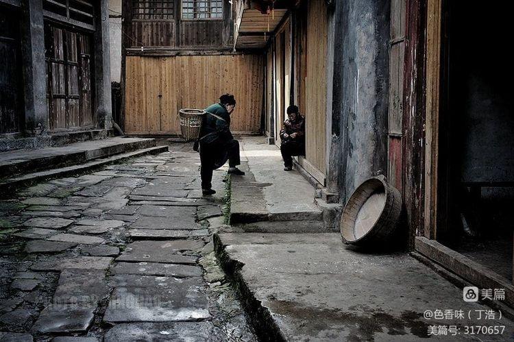 藏于山林的四川原味古镇――龙华(图21)