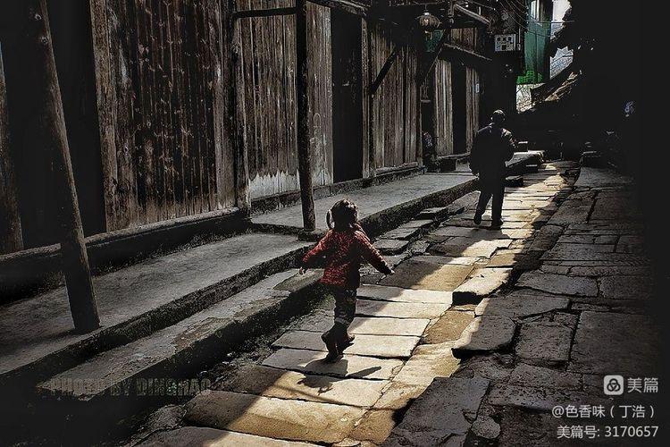 藏于山林的四川原味古镇――龙华(图16)