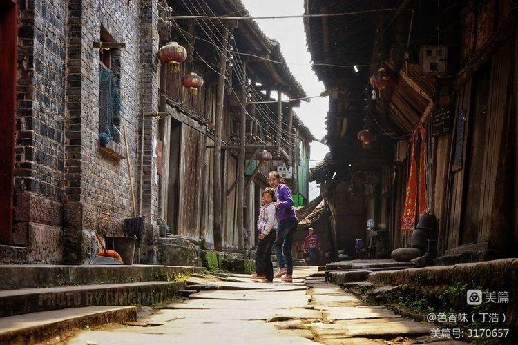藏于山林的四川原味古镇――龙华(图27)