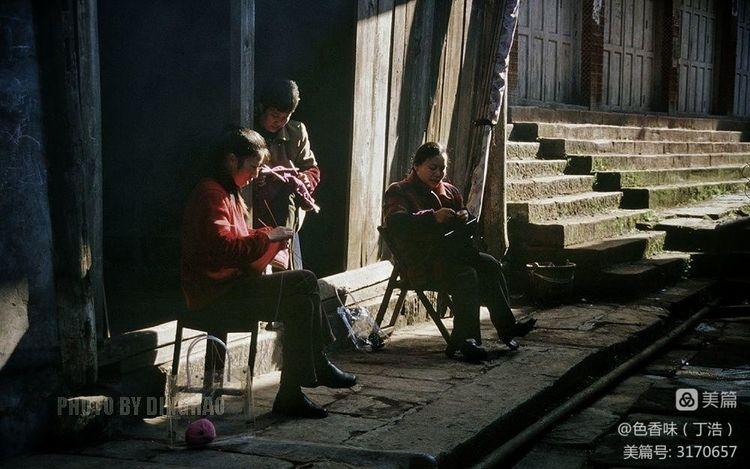 藏于山林的四川原味古镇――龙华(图15)