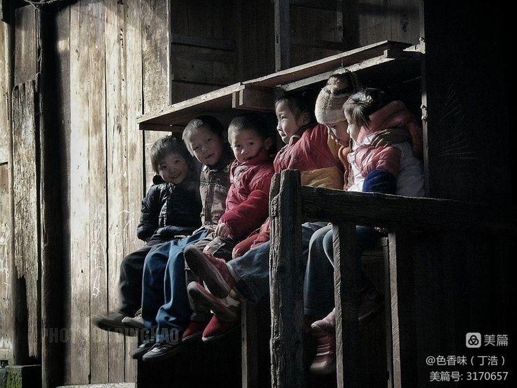 藏于山林的四川原味古镇――龙华(图48)