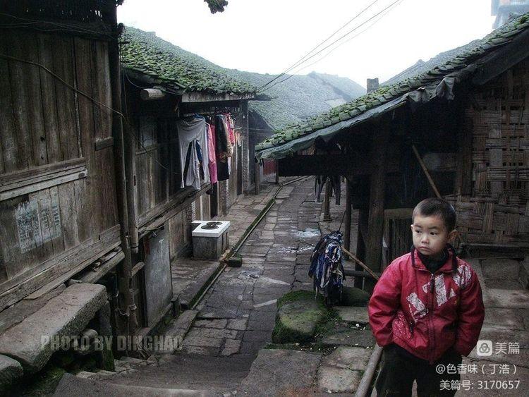 藏于山林的四川原味古镇――龙华(图38)