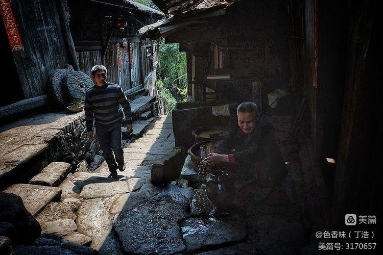 藏于山林的四川原味古镇――龙华(图51)