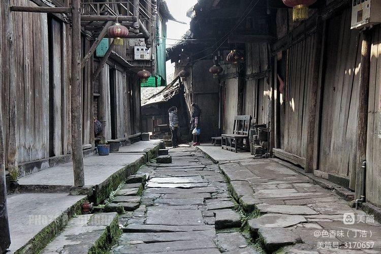 藏于山林的四川原味古镇――龙华(图23)