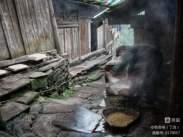 藏于山林的四川原味古镇――龙华(图56)