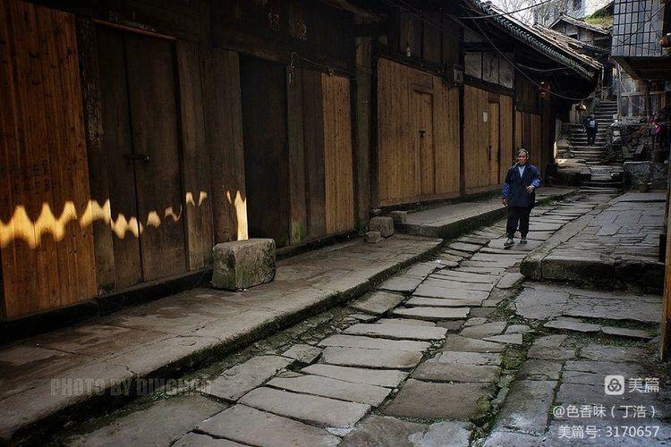 藏于山林的四川原味古镇――龙华(图32)