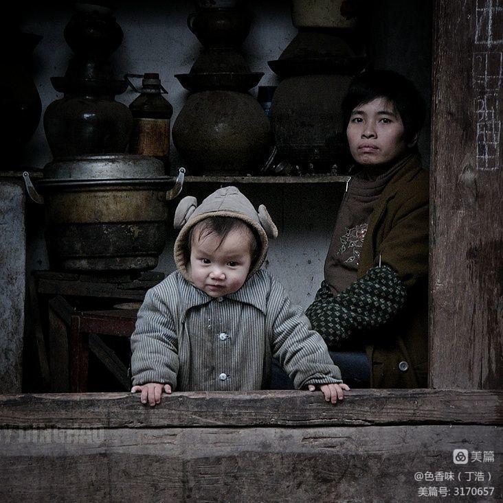 藏于山林的四川原味古镇――龙华(图9)
