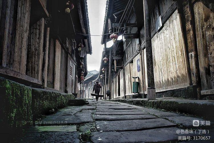 藏于山林的四川原味古镇――龙华(图12)