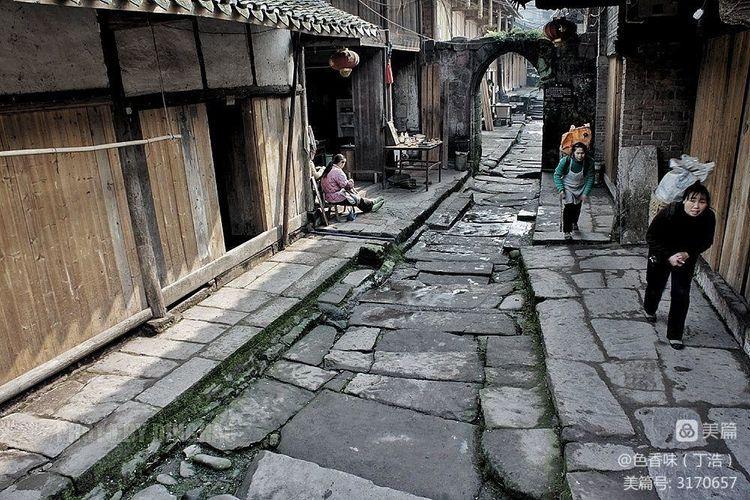 藏于山林的四川原味古镇――龙华(图7)