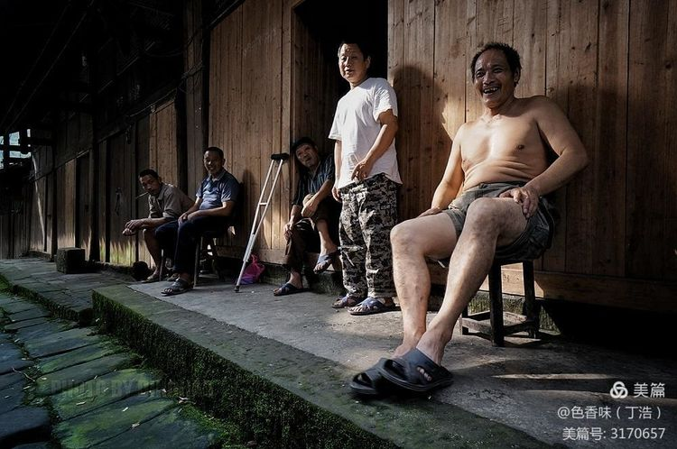藏于山林的四川原味古镇――龙华(图40)