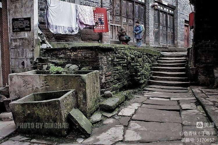 藏于山林的四川原味古镇――龙华(图22)