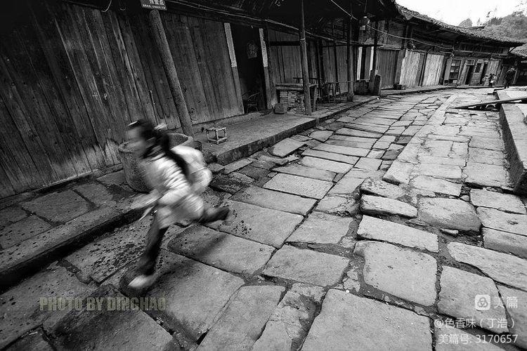 藏于山林的四川原味古镇――龙华(图35)