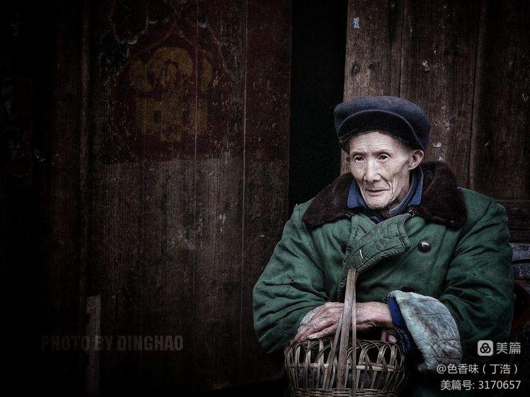 藏于山林的四川原味古镇――龙华(图46)