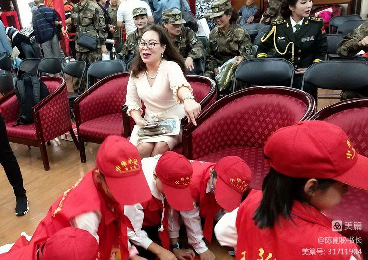 """""""重走长征路""""红色文化活动仪式在京启动 陈晓林报道(图59)"""