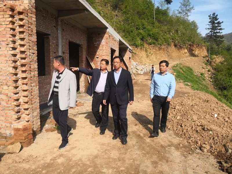 蓝田:依托新镇建设,借力PPP项目,实现脱贫攻坚和镇域发展双赢