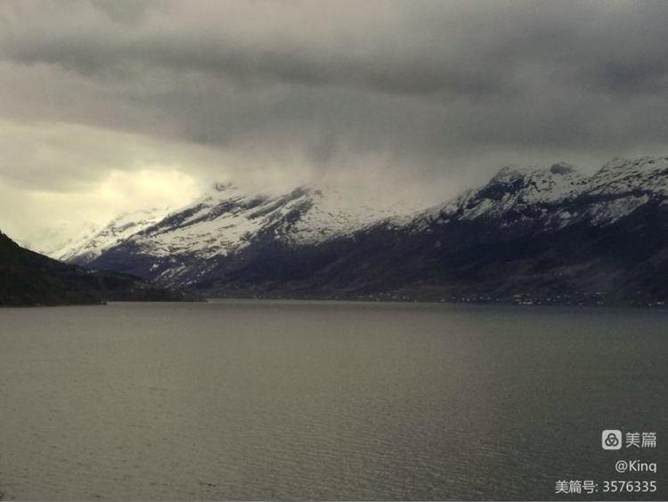 行走挪威雪山峡湾 - 203军中玫瑰 - 203军中玫瑰的博客