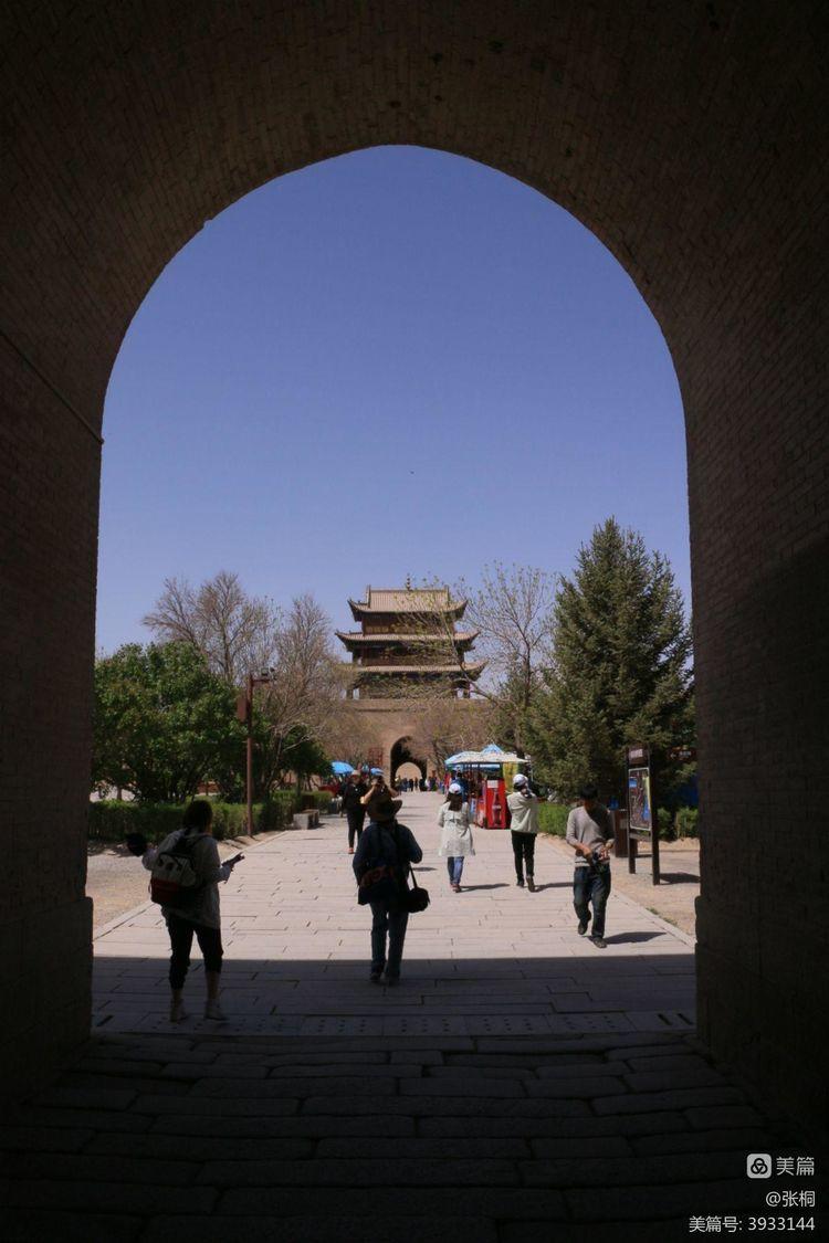 行摄在河西走廊——(1)嘉峪关 - 闲庭信步 - 闲庭信步欢迎您