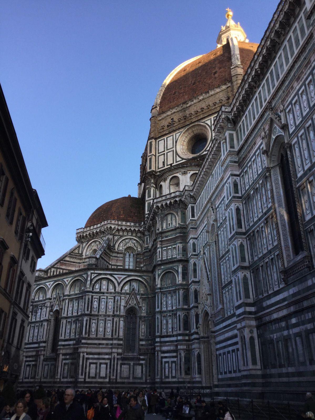 再游意大利之四 佛罗伦萨第一天