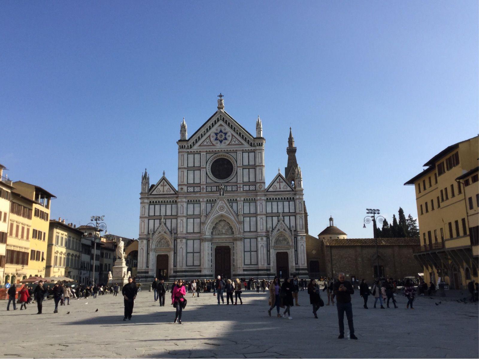 再游意大利之五 佛罗伦萨第二天