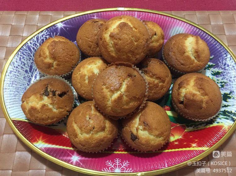 玛芬蛋糕,做法超简单!(原创)(图12)