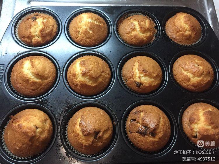 玛芬蛋糕,做法超简单!(原创)(图11)