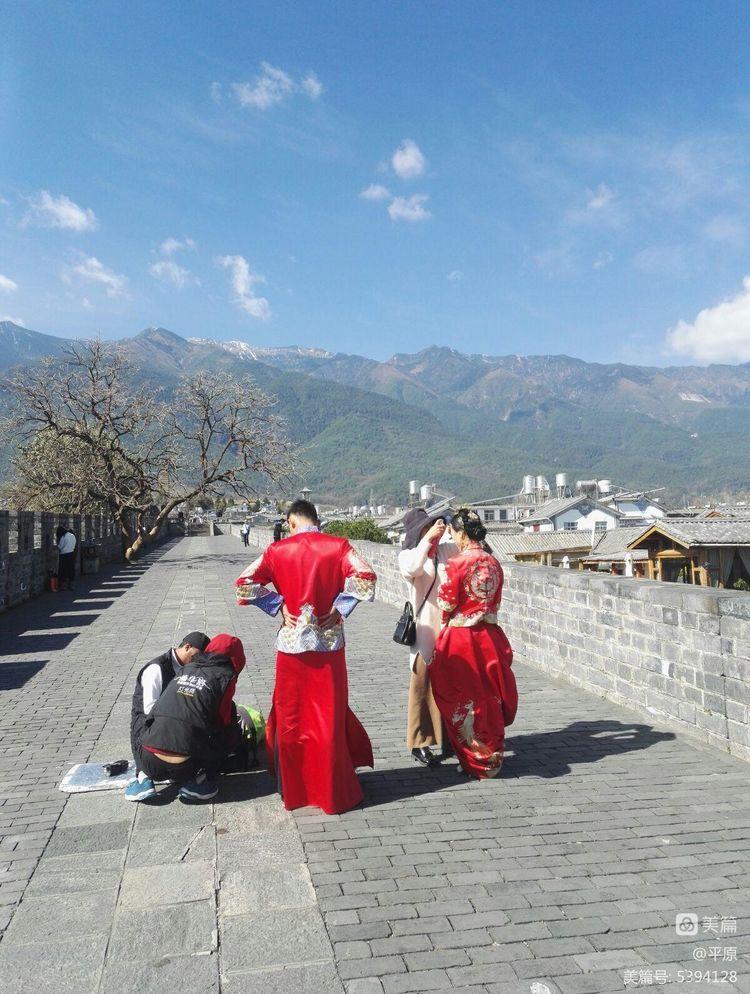 丽江大理行9:苍山·古城 - 天天 - 天天的博客